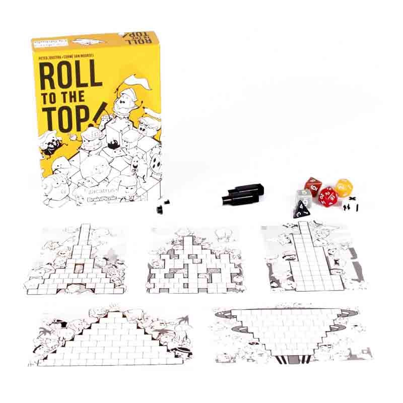 Roll to the top int
